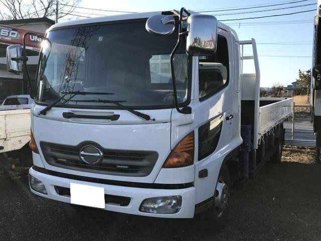HINO / Ranger/ (PB-FD7JKFA)