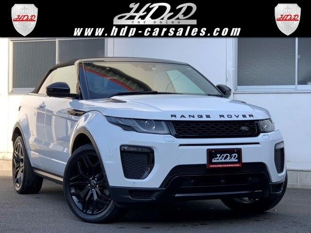 LAND ROVER / Range Rover Evoque (CBA-LV2A)