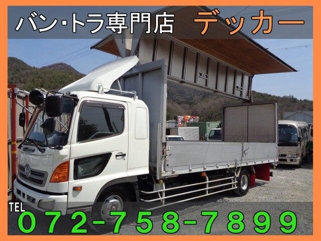 HINO / Ranger (PB-GD7JLFA)