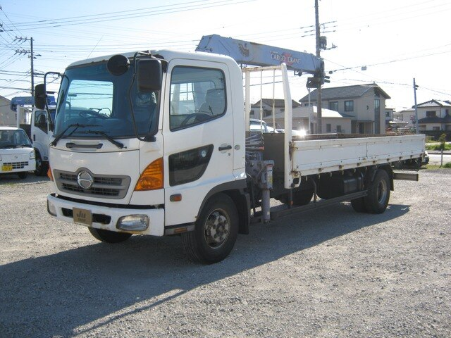 HINO / Ranger (ADG-FC6JKWA)