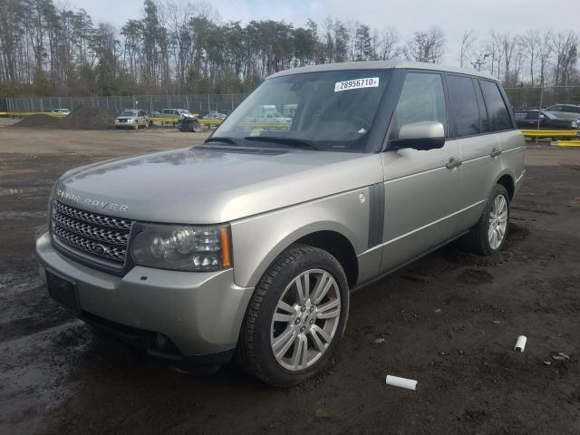 LAND ROVER / Range Rover (0)
