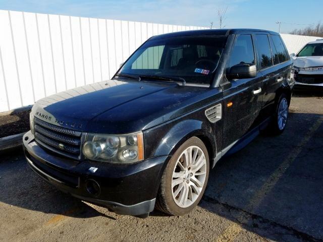 LAND ROVER / Range Rover Sport (0)