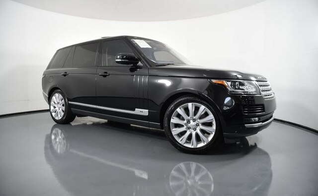 LAND ROVER / Range Rover (Supercharged)