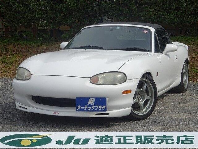 MAZDA / Roadster/ (GF-NB6C)