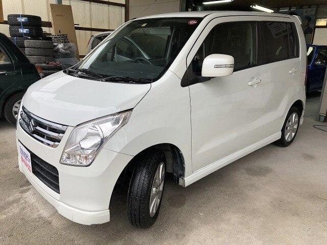 SUZUKI / Wagon R/ (DBA-MH23S)