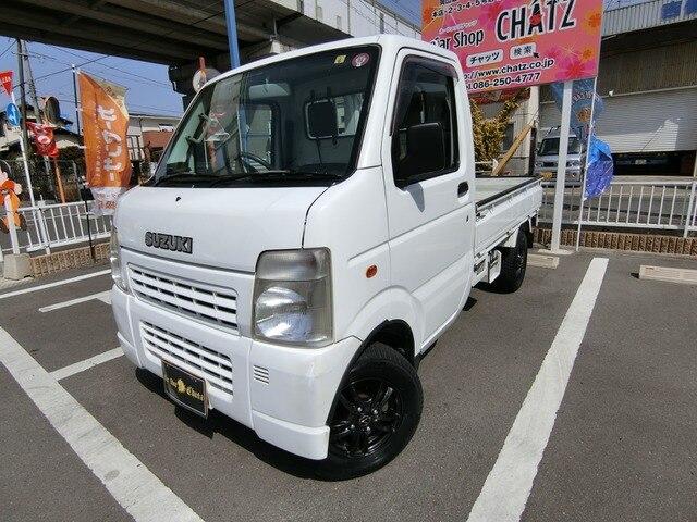 SUZUKI / Carry Truck (LE-DA63T)