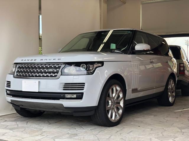 LAND ROVER / Range Rover (ABA-LG5SA)
