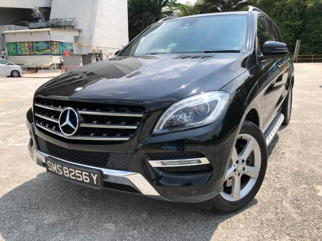 MERCEDES-BENZ / ML Class (ML350)