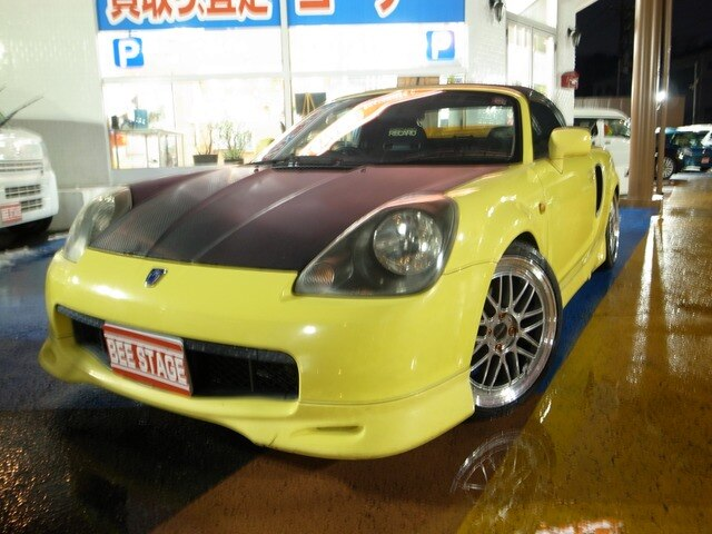 TOYOTA MR-S.