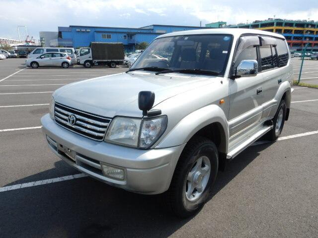 TOYOTA / Land Cruiser Prado (KH-KZJ95W)