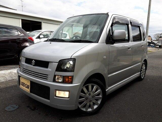 SUZUKI Wagon R.