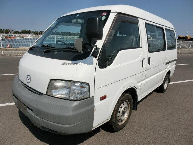 MAZDA / Bongo Van (ABF-SK82V)