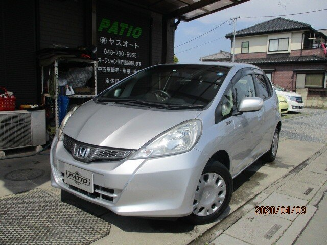 HONDA / Fit/ (DBA-GE6)