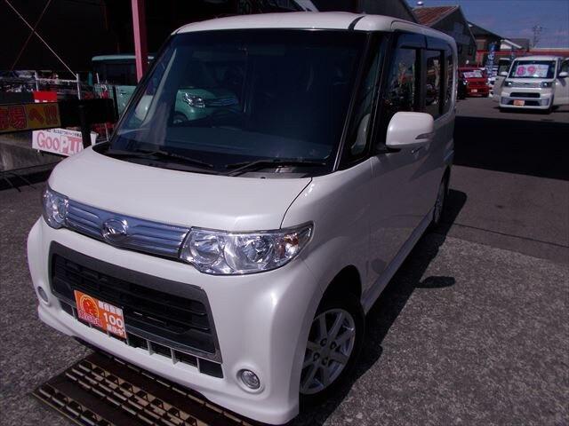 DAIHATSU / Tanto Custom (DBA-L375S)