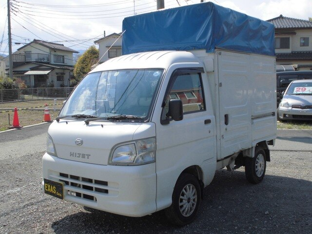 DAIHATSU / Hijet Truck (EBD-S201C)