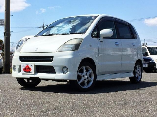 SUZUKI / MR Wagon (CBA-MF21S)