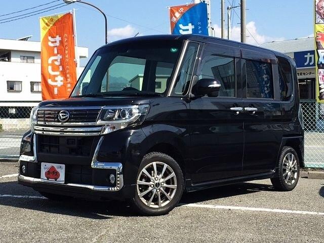 DAIHATSU / Tanto (DBA-LA600S)