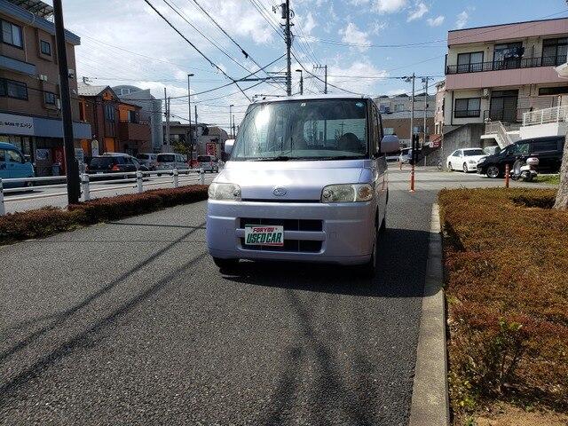 DAIHATSU / Tanto (UA-L350S)