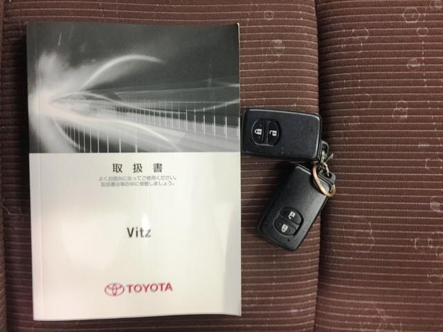 TOYOTA / Vitz