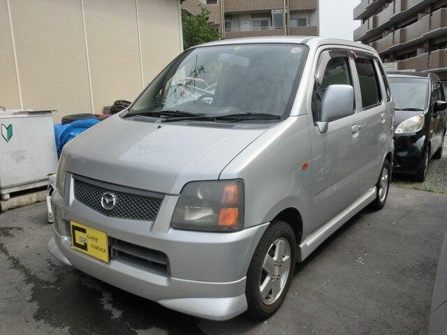 MAZDA AZ-Wagon(
