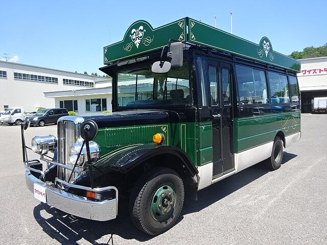 NISSAN / Civilian Bus/ (KC-RGW40)
