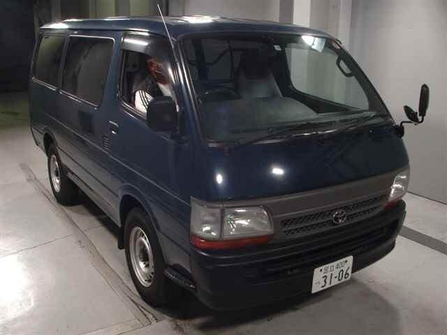 TOYOTA / Hiace Van/ (TC-TRH102V)