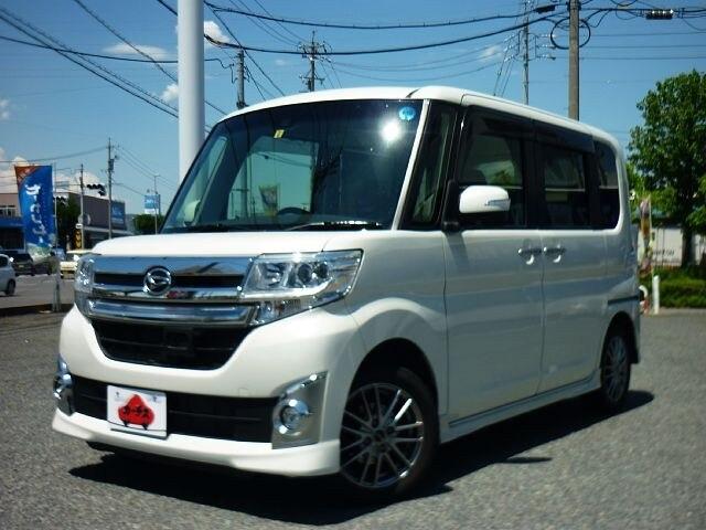 DAIHATSU / Tanto (DBA-LA610S)