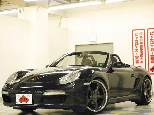 Porsche / Boxster (GH-98725)