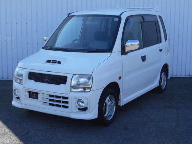 MITSUBISHI / Toppo Bj (GF-H41A)