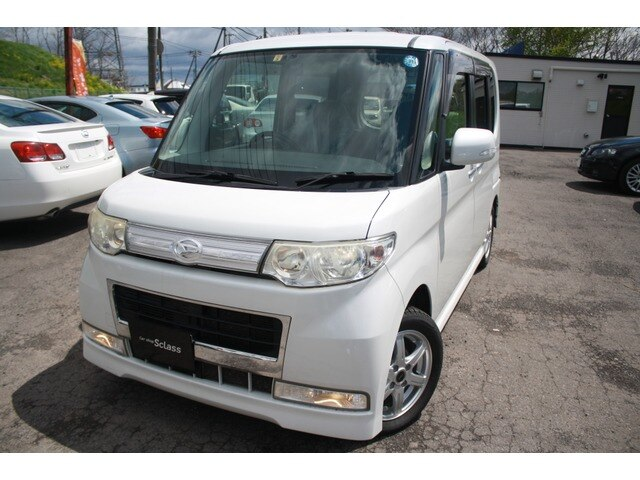 DAIHATSU / Tanto Custom/ (CBA-L385S)