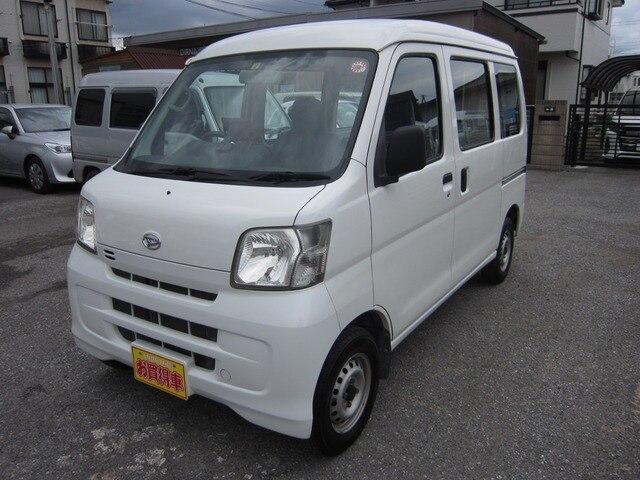 DAIHATSU / Hijet Cargo (GBD-S321V)