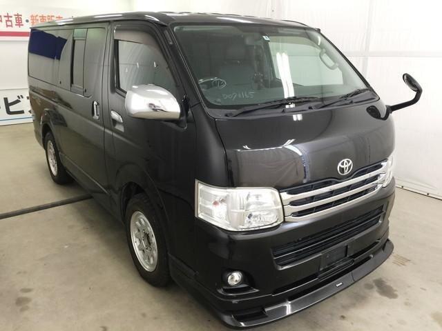 TOYOTA / Regiusace Van (KDH201V)