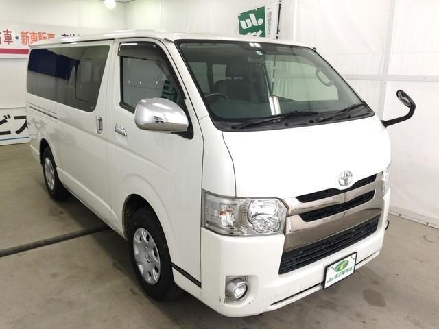 TOYOTA / Hiace Van/ (TRH200V)