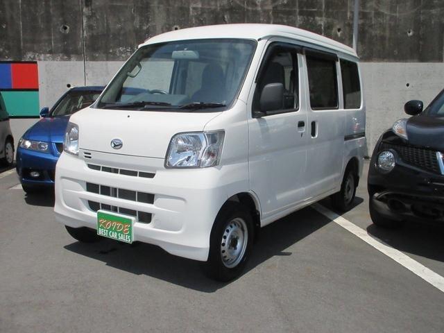DAIHATSU / Hijet Cargo (S331V)