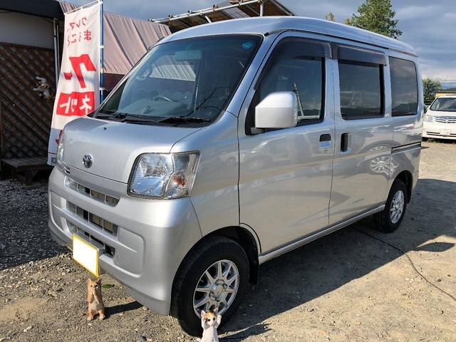 TOYOTA / Pixis Van (S331M)