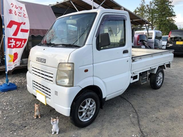 SUZUKI / Carry Truck (DA63T)