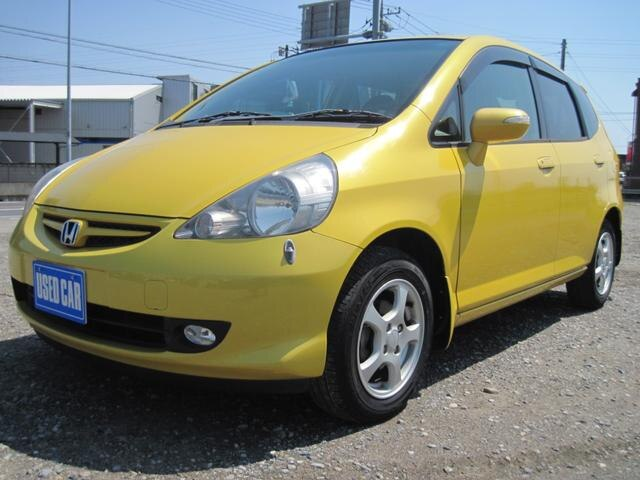 HONDA / Fit (GD3)