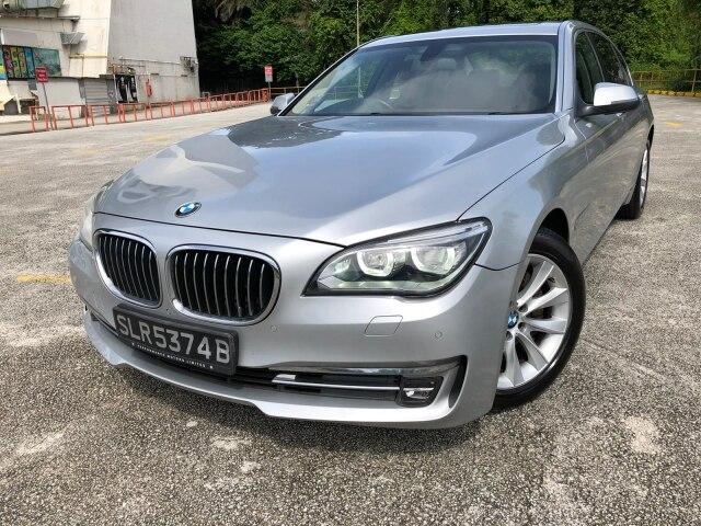 BMW / 7 Series (730LI)