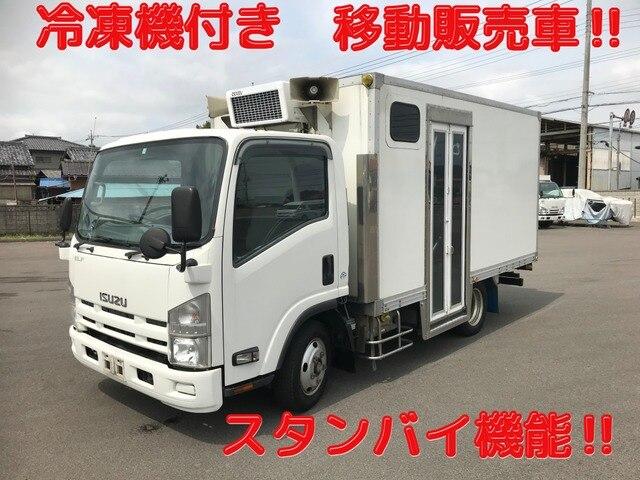 ISUZU / Elf Truck (BKG-NPR85AN)
