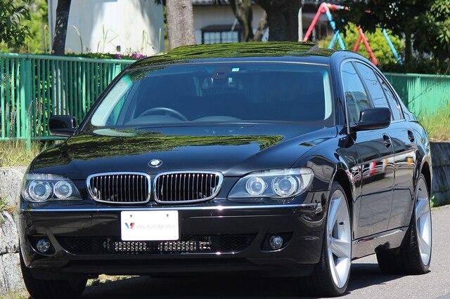 BMW / 7 Series (ABA-HL40)