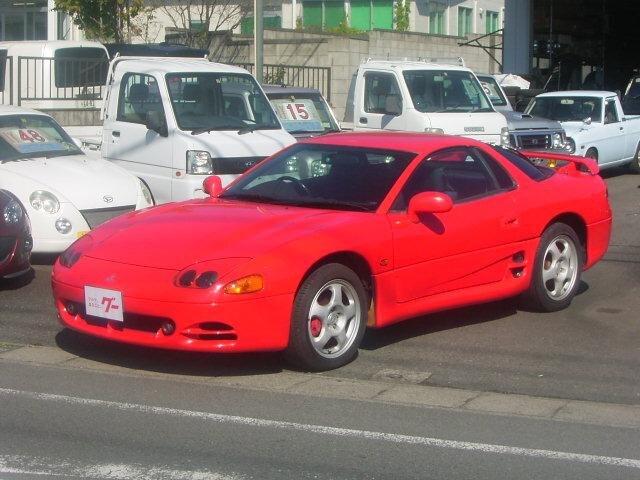 MITSUBISHI GTO;