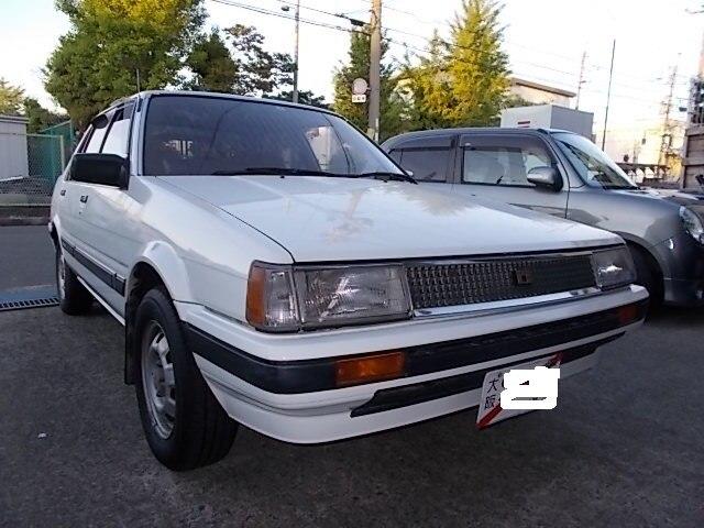 TOYOTA / Corolla Sedan (E-AE81)