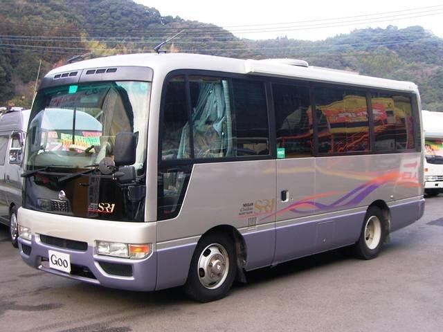 NISSAN Civilian Bus;