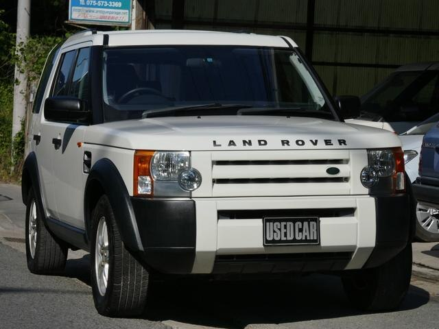 LAND ROVER Discovery 3;