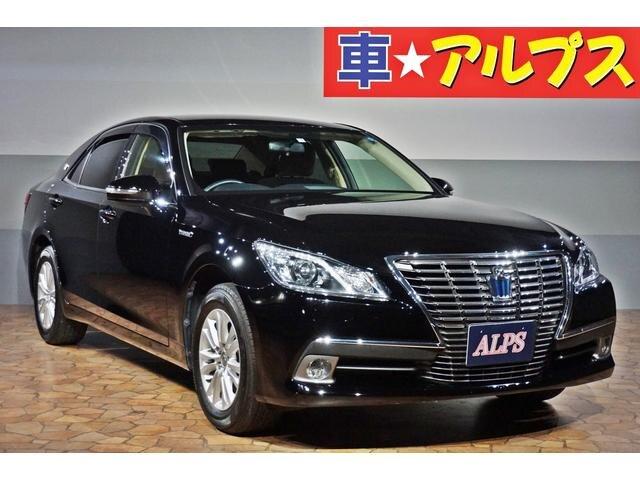 TOYOTA / Crown Hybrid (AWS211)