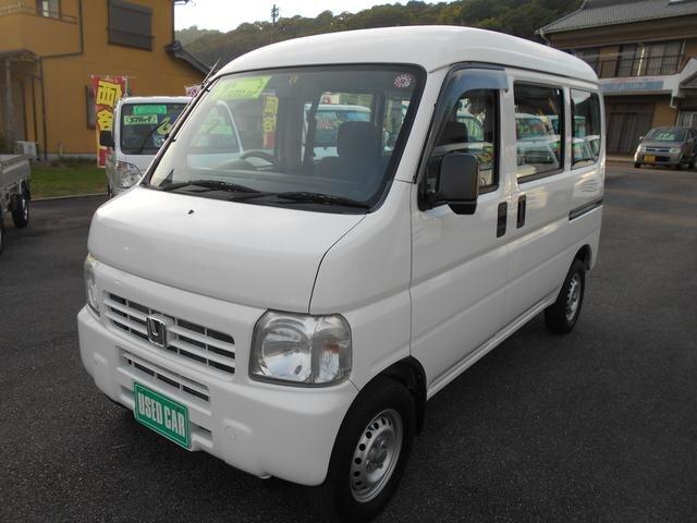HONDA Acty Van