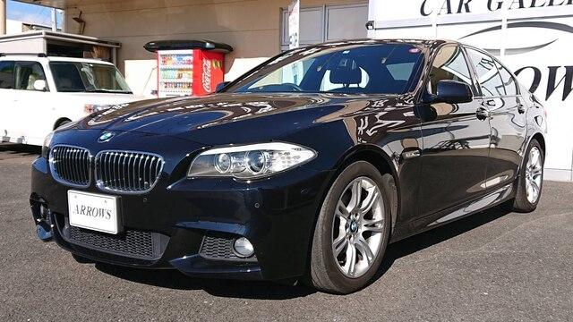 BMW / 5 Series (DBA-FP25)