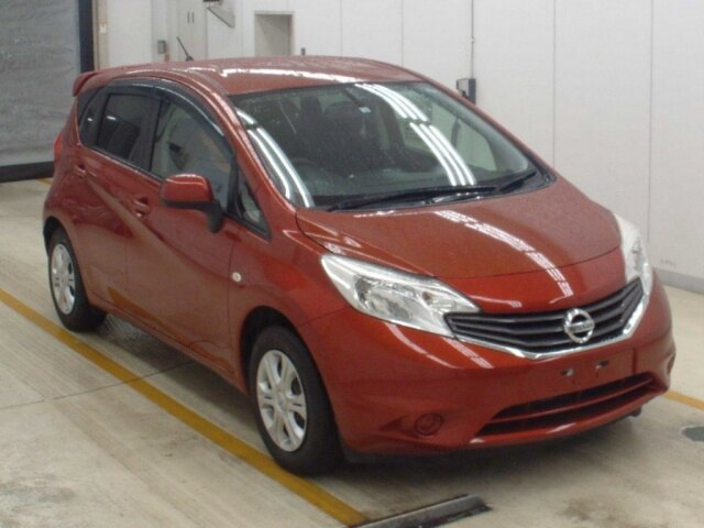 NISSAN / Note (DBA-E12)