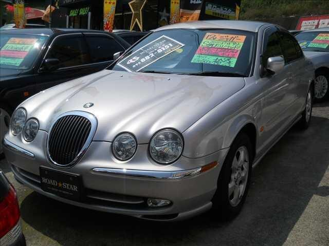 JAGUAR / S-Type (J01FA)