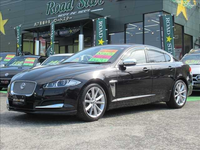 JAGUAR / XF (J05PC)
